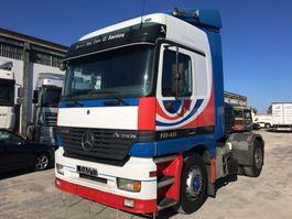 cab over engine Mercedes-Benz Actros 1848 EPS Gearbox 3 Pedals 1997