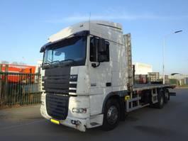drop side truck DAF 105 XF 460 6X2 EURO 5 !!! 2010