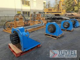 Hydraulic system truck part Rexroth hydraulic power plant LIKE NEW powerpack 3x 210BAR