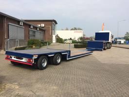 lowloader semi trailer Lintrailers 2 LSD 18-20 2020