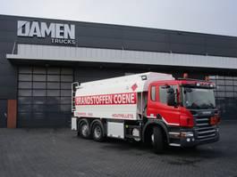 tank truck Scania P380 6x2 ATCOMEX 19000 Liter Feultanker 2012