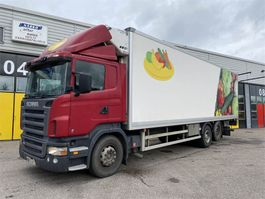 refrigerated truck Scania R340 6x2 2005