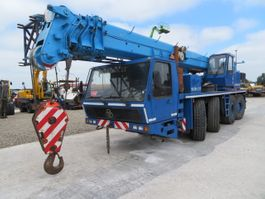 all terrain cranes Krupp KMK4060 1990
