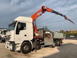 tipper truck > 7.5 t Iveco EuroStar 240 240E47 1998