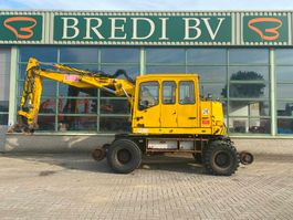 wheeled excavator Fuchs MHB 230 ZW 1997