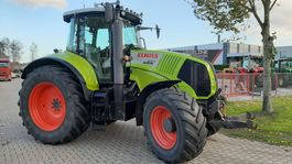farm tractor Claas AXION 840 C-Matic met Fronthef/PTO, 50Km/h. en Lucht! 2009