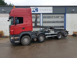 container truck Scania R420 2009