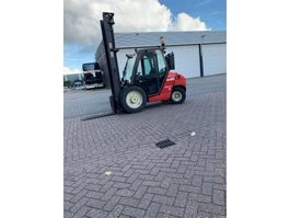 all terrain forklift Manitou MSI 30 1996