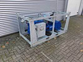 waterpump machine BBA PT90E 400 V in stapel frame 2013