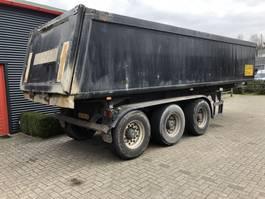 tipper semi trailer Carnehl CSKK/A 2001