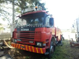 tow-recovery truck Scania 113h-360/4x4/Top Zustand/Video Nachfrage