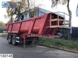 tipper semi trailer Trailor kipper Steel chassis and steel loading platform 2009