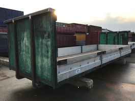 flat rack shipping container Vernooy LAADVLOER 8134