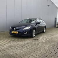 estate car Mazda MAZDA 6 6 2012