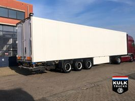 refrigerated semi trailer Schmitz Cargobull SKO24 FLOWER WIDE / CARRIER vector1800 DHOLLANDIA 2500 / BPW AXLES 2005
