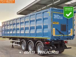 tipper semi trailer Wielton 39.000 GVW German Docs! NW-3 56m3 Stahl-Kipper *New Unused* Liftachse TI... 2020