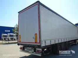 sliding curtain semi trailer Schmitz Cargobull Semitrailer Curtainsider Standard 2013