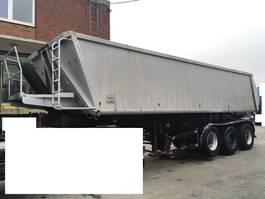tipper semi trailer Feldbinder MUL 28.3 / 30 Kubik 1992
