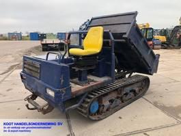 tracked dump truck Kubota RG 300 Kubota Crawler dumper 1998