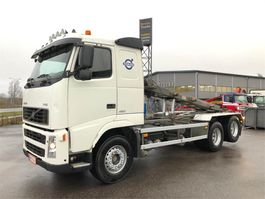 container truck Volvo FH12 -460 6X2/4300 2003