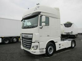 cab over engine DAF XF 480 SSC Intarder / Leasing 2018