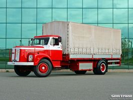 old timer truck Scania L 110 1970