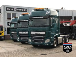 cab over engine DAF XF 105 510 6X2 RETARDER / CONCOURSTATE GERMAN TRUCKS / FULL SERVICE 2016