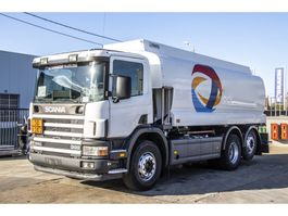 tank truck Scania 94.300+STOKOTA18500L(4COMP/ SOURCE+DOME) 2004