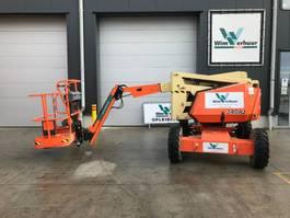 articulated boom lift wheeled JLG 340 AJ 2018