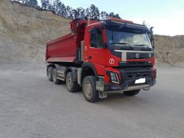 LKW Kipper > 7.5 t Volvo FMX 500 8x6 year 2016 294.000km 2016