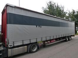 sliding curtain semi trailer Samro S225FC 1999