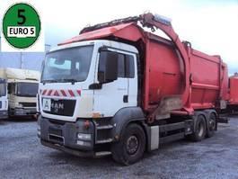 garbage truck MAN TGS 26.320 Schalter 6x2 Lenk Klima E 5 2008