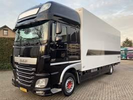 refrigerated truck DAF XF 440 FA SSC Bloemen auto  Rollenbanden 2015
