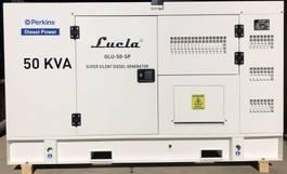 generator Perkins 1103A-33TG1 - 50 kVA Generator - LUCLA GLU-50-SP 2020