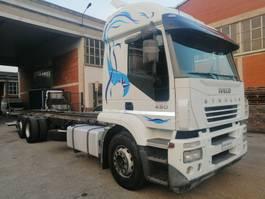 other trucks Iveco IVECO STRALIS 0-6X2