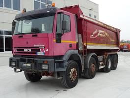 tipper truck > 7.5 t Iveco EUROTRAKKER  410E44
