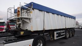 tipper semi trailer ATM Kipper (steel chassis) 2004