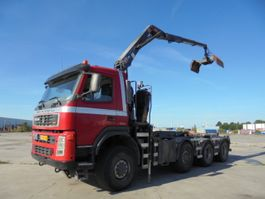 container truck Terberg FM 1950 HT 8X6 2009