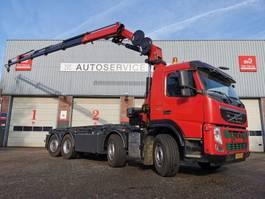 container truck Volvo FM 480 2011 8X2 HMF2420K5 RADIO KABELSYSTEEM 2011