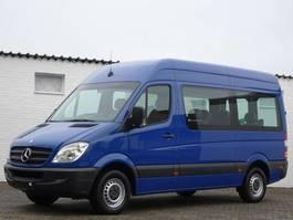 Minivan - Personenwagen Mercedes-Benz Sprinter 313 Cdi 9 Sitze Schiebetür Klima Euro 5 2011