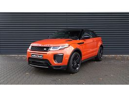 convertible car Land Rover Range Rover Evoque Convertible 2.0 TD4 HSE Dynamic - LED - Black Pack - ... 2016