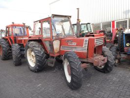 farm tractor Fiat 980 DT 1980