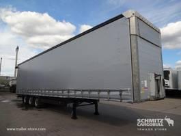 mega-volume semi trailer Schmitz Cargobull Varios Semitrailer Curtainsider Varios 2013
