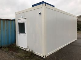 office living container Vernooy KANTOORUNIT 999983
