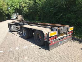 container chassis trailer GS Meppel AC-3000 N 2009