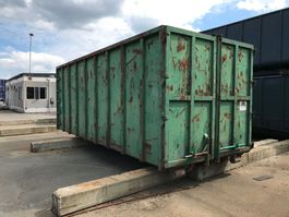 open top shipping container Vernooy GEBRUIKTE CONTAINERS GEZOCHT