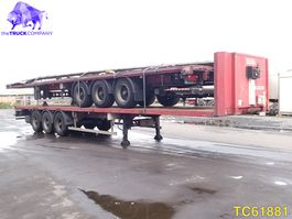sliding curtain semi trailer Lecitrailer Curtainsides 2003
