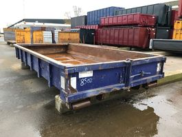 open top shipping container Vernooy AFZETBAK 8502