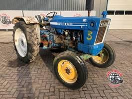 farm tractor Ford 6600