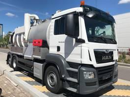 vacuum truck MAN TGS 26.360 6x2-2 BL EURO6 Amphitec V-Force Vacuum 2021